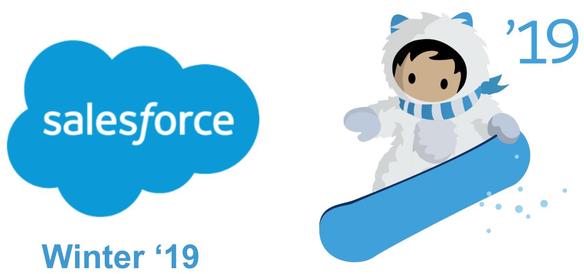 Salesforce Winter 19 Release